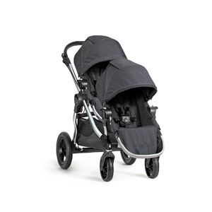 Baby Jogger 2016 City Select Double Stroller with 2nd Seat