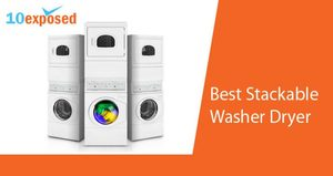 Best Stackable Washer Dryer