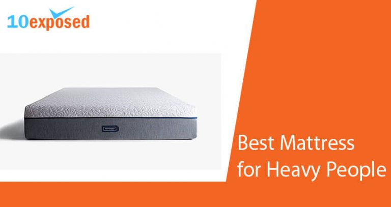 Best mattress for heavy people