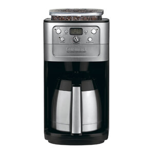 Cuisinart DGB-900BC Grind & Brew Thermal 12-Cup Automatic Coffeemaker