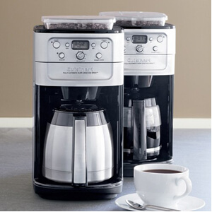 Cuisinart Grind-and-Brew 12-Cup Automatic Coffeemakers