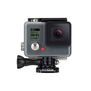 GoPro HERO + (Wi-Fi Enabled)