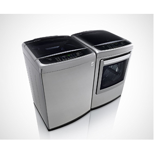 LG GAS DRYER PAIR SPECIAL
