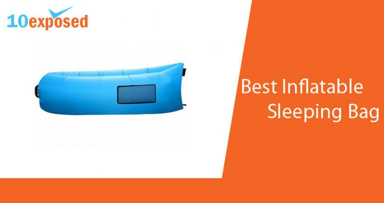 best inflatable sleeping bag