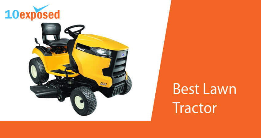 Best riding lawn mower for rough terrain