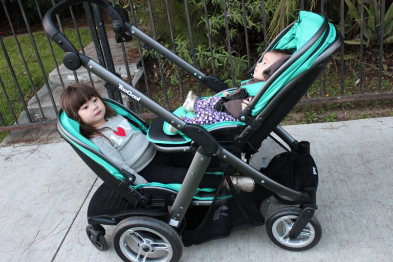 Type of Double Strollers