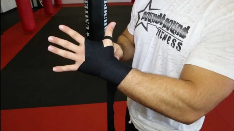 Wrap Your Hands for Boxing